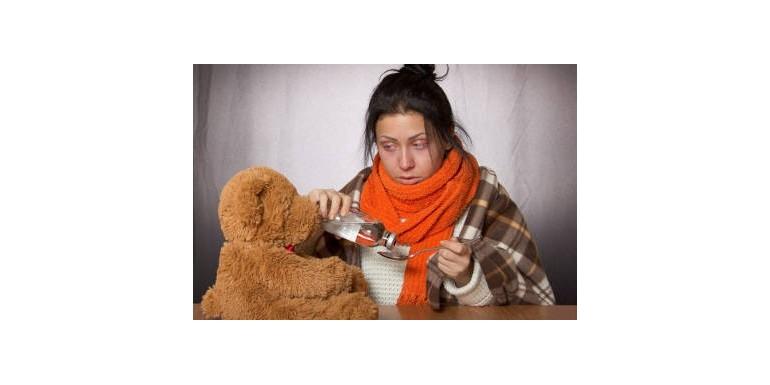 Przeziębiona Mama – czy przerwać karmienie piersią?